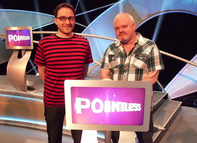 BBC Pointless Kris Griffiths