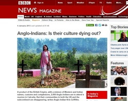BBC Anglo-Indian, Kris Griffiths