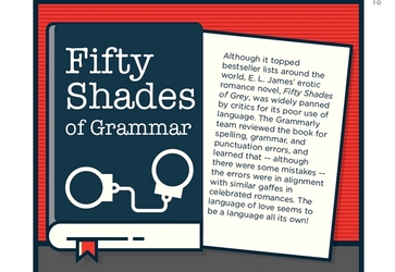 Fifty Shades of Grammarly