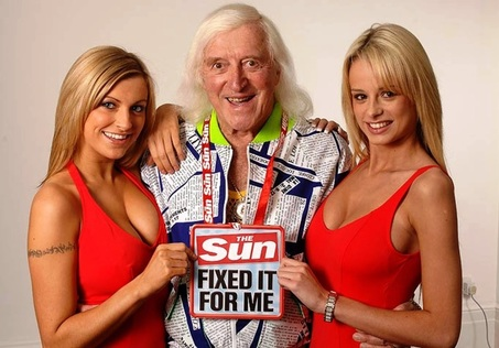 Jimmy Savile The Sun