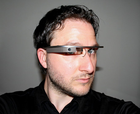 Kris Griffiths Google Glass