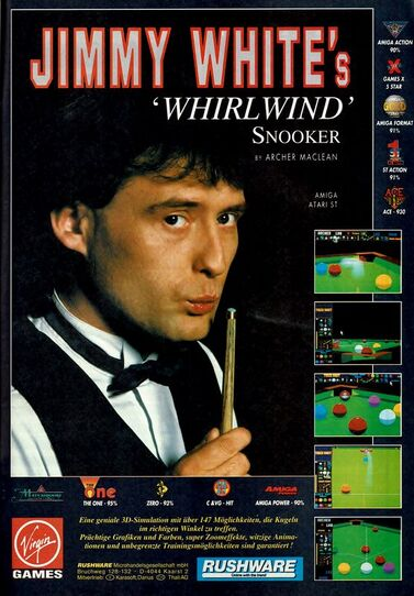 Jimmy White game